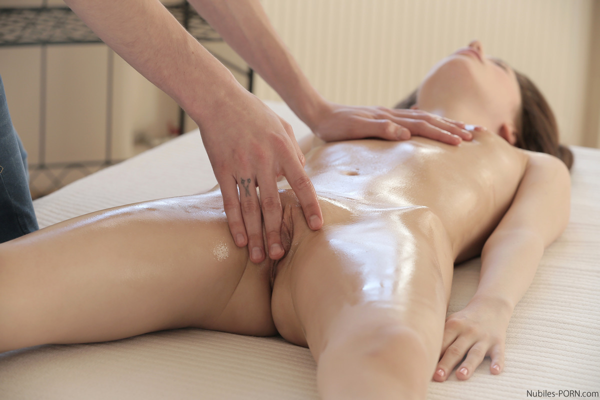 Intimate massage porn